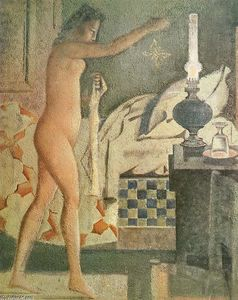 Balthus (Balthasar Klossowski) - The Moth