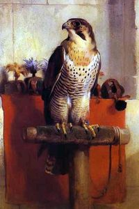 Edwin Henry Landseer - The Falcon