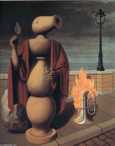 Rene Magritte - The Rights of Man